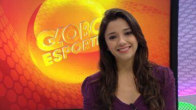 Maíra Lemos apresenta os destaqus do Globo Esporte MG desta sexta-feira - Maíra Lemos apresenta os destaqus do Globo Esporte MG desta sexta-feira