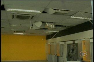 Caixa eletrônico da Av. da Integração é explodido pela 2ª vez em Petrolina - Explosão aconteceu na madrugada desta sexta-feira (26).