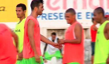 Icasa se prepara para duelo contra o Confiança - Confira com Fabiano Rodrigues