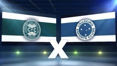 TV Globo Minas transmite Coritiba x Cruzeiro, pelo Campeonato Brasileiro - Confira todas as emoções de Coritiba x Cruzeiro, pela 9ª rodada do Campeonato Brasileiro