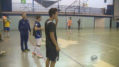 Andradas e Três Pontas decidem a 26ª Taça EPTV de Futsal neste sábado em Poços de Caldas - Andradas e Três Pontas decidem a 26ª Taça EPTV de Futsal neste sábado em Poços de Caldas