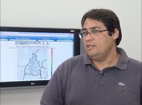Meteorologia alerta para forte ventania em Palmas - Meteorologia alerta para forte ventania em Palmas