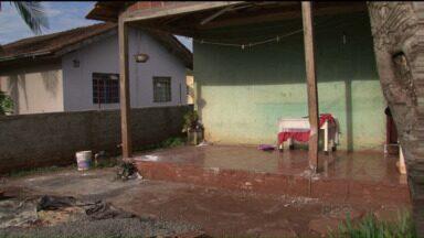 Menino é atropelado por adolescente de 14 anos no sudoeste do estado - O menino foi atropelado na varanda da casa de sua babá.