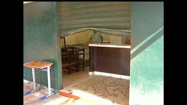 Lanchonete de escola pública é arrombada pela 4ª vez em Santarém - A escola Terezinha de Jesus Rodrigues foi alvo dos bandidos na noite de domingo (28).