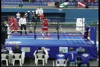 Mogianos não decepionam no Campeonato Brasileiro de Boxe Cadete, em Santa Catarina - Graziele de Jesus foi a campeã da categoria até 51kg.