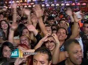 Pátio de Eventos lotado no último fim de semana junino em Caruaru - Shows como os de Zezé di Camargo e Luciano e da Banda Aviões do Forró foram os mais movimentados.
