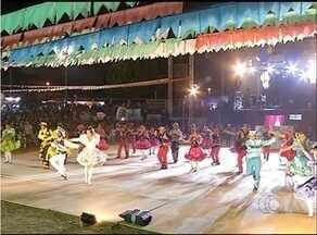Os festivais de quadrilhas juninas movimentaram Araguaína e Gurupi no final de semana - Os festivais de quadrilhas juninas movimentaram Araguaína e Gurupi no final de semana