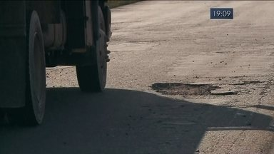 Relatório da Fiesc diz que rodovias catarinenses estão em 'estado deplorável' - Relatório da Fiesc diz que rodovias catarinenses estão em 'estado deplorável'