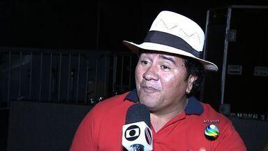 João Passarada é uma das atrações da última noite do Forró Caju - João Passarada é uma das atrações da última noite do Forró Caju
