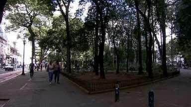 Áreas verdes podem ficar ainda menores em São Paulo - Se o projeto de lei de zoneamento for aprovado pelos vereadores do jeito que está, a prefeitura de São Paulo vai poder usar o terreno de parques e praças para construir prédios públicos.