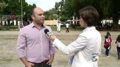 Secretário de Turismo de Paraty, RJ, fala sobre expectativa de turistas para Flip - 13ª Festa Literária Internacional de Paraty começa nesta quarta (1º) e segue até domingo (5) na Costa Verde.