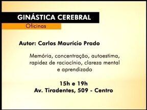 Oficina com exercícios para o cérebro é realizada em Erechim, RS - São técnicas usadas por um brasileiro especializado no assunto e desenvolvem a memória. A oficina acontece as 15h e as 19h desta quarta (01).