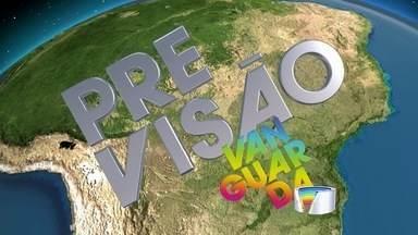 Veja a previsão do tempo para Taubaté, Aparecida e Vale Histórico - Dados são do Cptec/Inpe de Cachoeira Paulista
