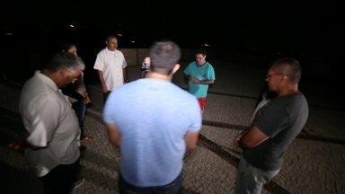 Moradores de Quixadá (CE) afirmam ter feito contatos com extraterrestres - Globo Repórter foi até a cidade e ouviu depoimentos impressionantes. Equipe também participou de jornada de observação do céu durante a noite.