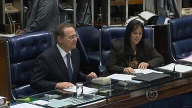 MP aprovada pelo Senado renegocia as dívidas dos clubes de futebol - Medida ainda precisa ser sancionada pela presidente Dilma Rousseff.