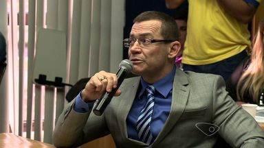 CPI dos Guinchos quer que Detran cancele contratos com pátios, no ES - Diretor do Detran, Fabiano Contarato, foi ouvido nesta segunda-feira (13).Ele disse que não pode cancelar contratos antes do vencimento.