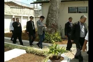 CPI do Sistema Carcerário da Câmara Federal está em Belém - CPI verifica crise no Sistema Penitenciário do Estado do Pará.