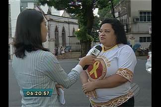 Sespa realiza 'julho amarelo' para alertar para a prevenção de hepatites virais - Quem traz mais informações é a repórter Larissa Noguchi.