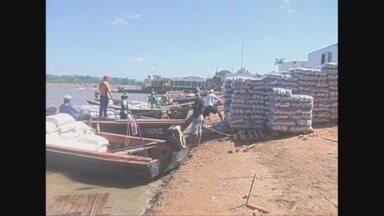 Retomada atividades de exportação e importação entre Brasil e Bolívia - As atividades foram paralisadas na semana passada devido a uma determinação federal.