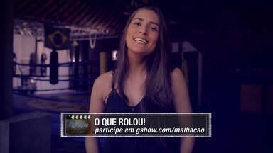 17/07 - Maria Joana convida geral para ver o que tá rolando com a Nat - Veja tudo que rolou com a personagem até agora no nosso siet