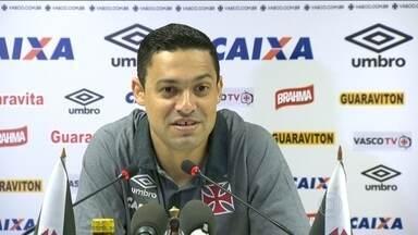 Eder Luis quer reviver bons momentos com a camisa do Vasco - Atacante voltou ao clube após dois anos.