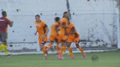 Boa Esporte se prepara para jogo contra o Ceará pela Série B - Boa Esporte se prepara para jogo contra o Ceará pela Série B
