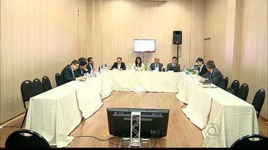 As notícias de política na Paraíba com Laerte Cerqueira - Laerte Cerqueira fala sobre a reunião dos governadores do Nordeste em Teresina.
