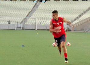 Fortaleza se prepara para duelo contra o Botafogo-PB - Veja as novidades do Tricolor do Pici