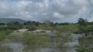 Saiba como fica a previsão do tempo para a região de Feira de Santana esta semana - Zona rural tem recebido chuvas e agricultores estão plantando mandioca, enquanto aguardam o momento da colheita de milho e feijão.