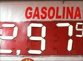 Postos de combustíveis surpreendem com redução no preço da gasolina em Araguaína - Postos de combustíveis surpreendem com redução no preço da gasolina em Araguaína