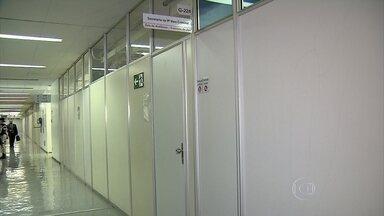 Duas testemunhas no processo do mensalão mineiro são ouvidas em Belo Horizonte - O ex-senador Clésio Andrade, réu acusado de peculato e lavagem de dinheiro, não foi ouvido.