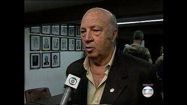 Ex-deputado Dirceu Pereira morreu em Nova Lima nesta sexta-feira - O corpo será enterrado neste sábado, às 10h, no Cemitério da Saudade, na Região Leste de Belo Horizonte.