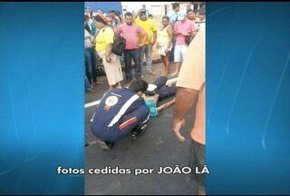 Homem morre após ser atropelado na BR-135 em Bocaiúva - Motorista fugiu sem prestar socorro.