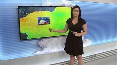 Confira a previsão do tempo para sábado (18) na região de Ribeirão - O sol vai brilhar forte durante todo o fim de semana.