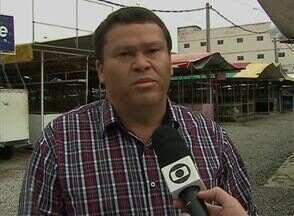 Projeto de lei da Sulanca repercute entre os feirantes de Caruaru, no Agreste - Prefeitura de Caruaru preferiu não se pronunciar sobre o assunto.