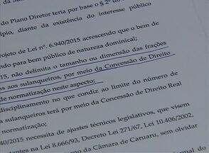 Setor jurídico da Câmara de Vereadores de Caruaru analisa projeto da Feira da Sulanca - Documento foi entregue aos vereadores com recomendações de alteração.