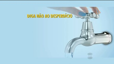 JPB dá dicas de como economizar água - Veja as dicas.