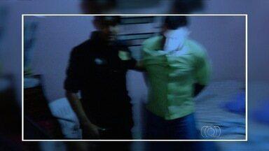 Marido é preso em flagrante por agredir a própria mulher, em Goiânia - Agressões começaram após a vítima dizer que queria a separação.