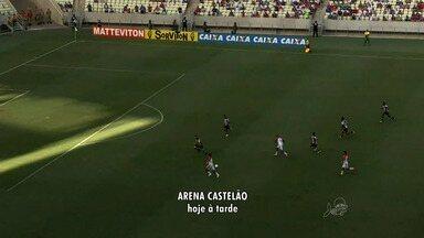 Veja os principais lances dos jogos deste sábado - Neste domingo, Icasa enfrenta Asa