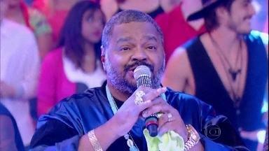 Roda de samba do Esquenta! faz pout-pourri no palco do programa - Confira as músicas