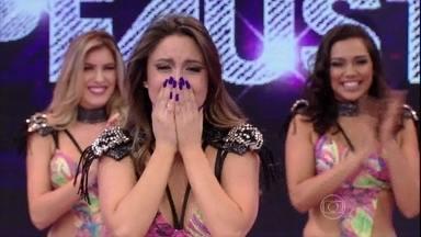 Dayanne Ferreira leva a melhor com 53% - A gata ganha de Fernanda Pedrosa