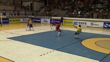 Canindé vence Ribeirópolis de virada por 2 a 1 - Partida aconteceu no sábado, em Canindé.