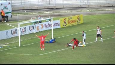Treze 1 x 1 Serrano-BA - Galo tropeça em casa e agora é o segundo colocado do seu grupo na Série D.