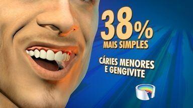Nove a cada dez pessoas não cuidam regularmente dos dentes em São José - Isso é o que aponta uma pesquisa feita na cidade