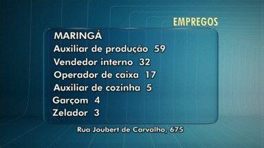 Veja as vagas de emprego em Maringá e na região - Tem vagas para zelador, instrutor de autoescola e enfermeira