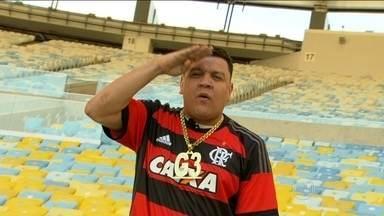 """""""Acabou o caô!"""": empolgação flamenguista com Guerrero rende música e embala torcida - Novo funk faz sucesso e cai na boca dos rubro-negros"""