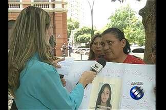 Confira as histórias do quadro 'Desaparecidos' - Quadro é apresentado ao vivo da Praça da República.
