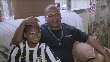 Garoto da região necessita de um doador de medula - Bryan tem leucemia e espera receber um transplante.