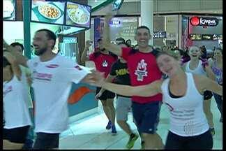 Confira o desfecho da maratona em esteira, em Mogi, após 12 horas - Veja como ficaram os ultramaratonistas após atividade intesa.
