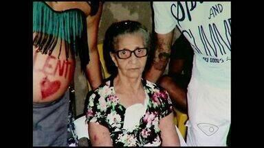 Idosa de 79 anos morre em incêndio em Colatina, Noroeste do ES - A casa da idosa pegou fogo durante a madrugada.